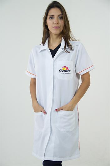 Tipos de tecidos para uniformes - Poliéster