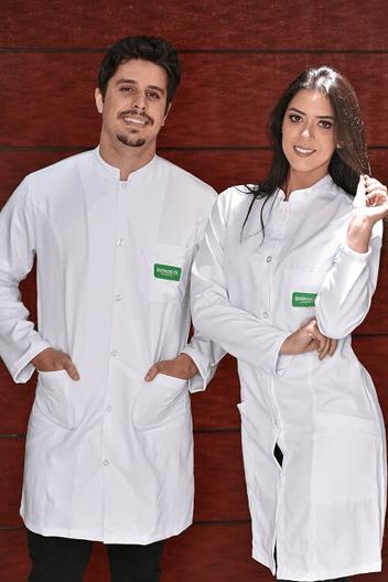 Uniforme médico - Jaleco Med