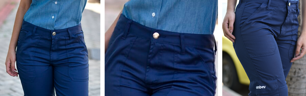 Uniforme: calça