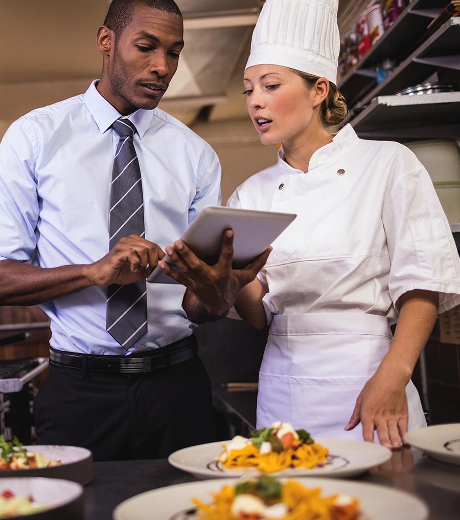 Uniformes para restaurante: tipos e importância